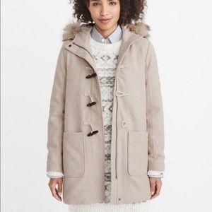 Abercrombie coat XS